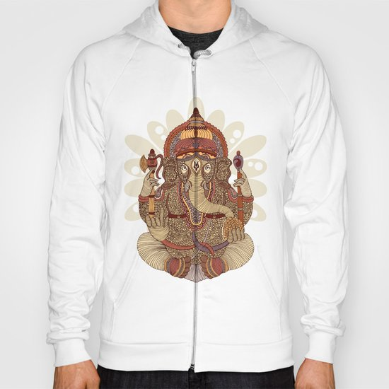 Ganesha: Lord of Success Hoody