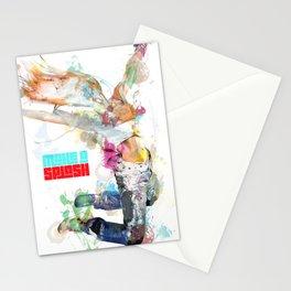 Make a splash! Stationery Cards