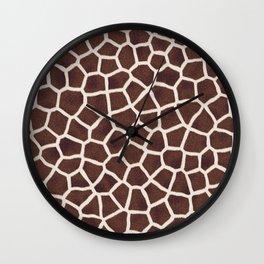 Gornel Giraffe Wall Clock