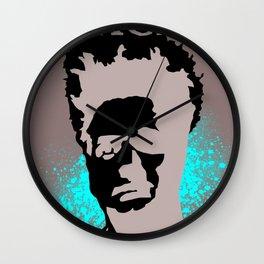 """JACK"" ~ Eraserhead Jack Nance ~ David Lynch ~ Twin Peaks Wall Clock"