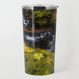 Dividing the Forest Travel Mug