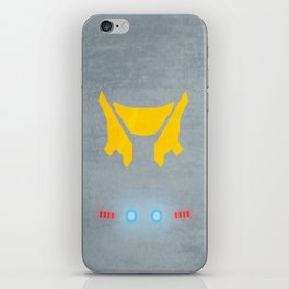Striker Eureka iPhone Skin