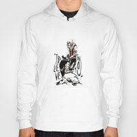 grantaire Hoodies featuring I believe in you by MENELLAOS