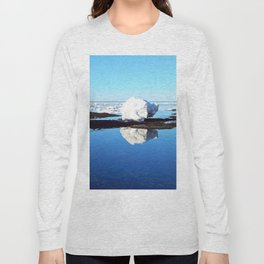 Baby Icebergs on the Tidal Shelf Long Sleeve T-shirt