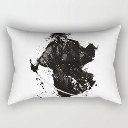 Samurai ronin Rectangular Pillow