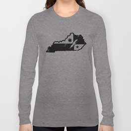 Kentucky Born Army Ranger Long Sleeve T-shirt