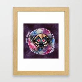 140- Kabuto Framed Art Print