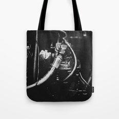 grease Tote Bag