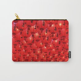 Big Red Great Luck Carry-All Pouch