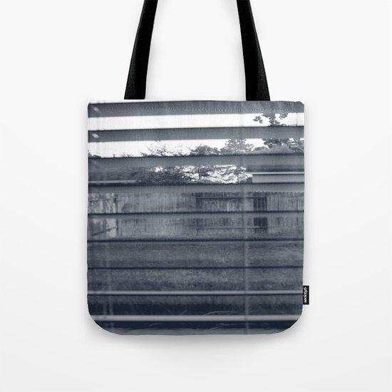 Black & White Background Tote Bag