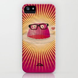 Disguise In Love With You iPhone Case