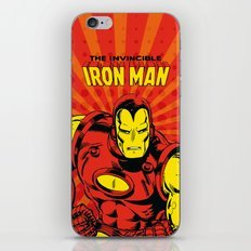 IronMan 2 iPhone & iPod Skin