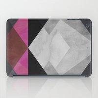 diamond iPad Cases featuring Diamond by Georgiana Paraschiv