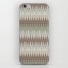 Sophisticated Ikat Print iPhone & iPod Skin