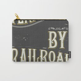 Tennessee railroad poster Carry-All Pouch