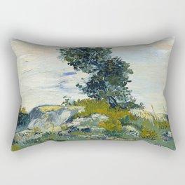 The Rocks Rectangular Pillow