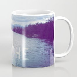 Breathe in the Beauty of Nature Coffee Mug