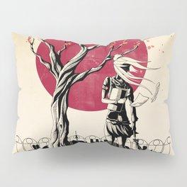 Japanese student Pillow Sham