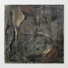 Sacrifice (oil on canvas) Canvas Print