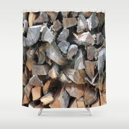 Face Cord Shower Curtain