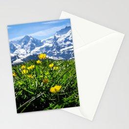 Switzerland Stationery Cards