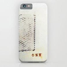Number One Slim Case iPhone 6s