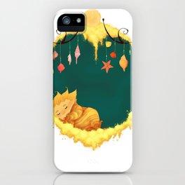 Sandman Circlet iPhone Case
