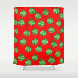 App Shower Curtain