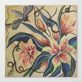 Floral-Musings-4 Canvas Print