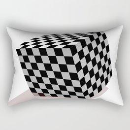 The Cube Rectangular Pillow