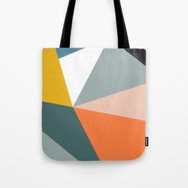 Modern Geometric 33 Tote Bag