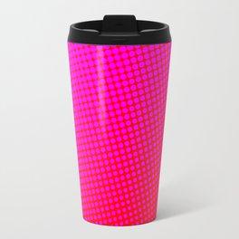 80's grade red Travel Mug