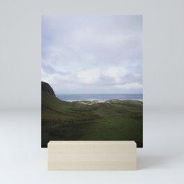 Views of Sandwood Beach Mini Art Print