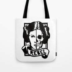RIP Carrie Fisher 1956–2016 Tote Bag