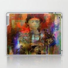 Woman samurai Laptop & iPad Skin