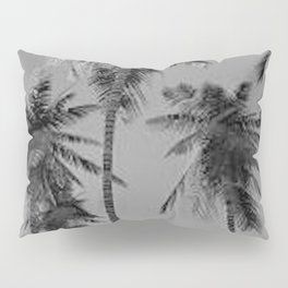 Nature Photography - Palm Trees -Sometimes looking up is the best view Pillow Sham