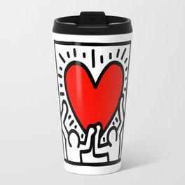 HUMANS LOVE Travel Mug