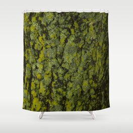 Nature's Textures Shower Curtain