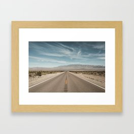 Road to Freedom Framed Art Print