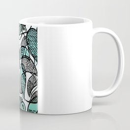 BIRDS IN THE PARK Coffee Mug