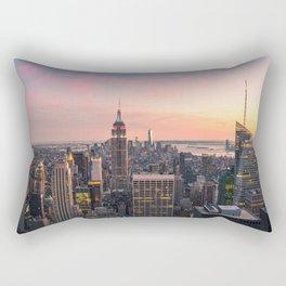 NEW YORK CITY 17 Rectangular Pillow