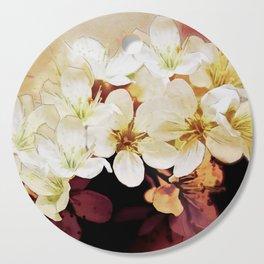 Blossom 06-18 Cutting Board