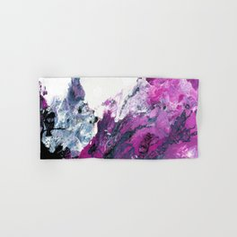 Colorful Abstract Art Our Perception of the World Hand & Bath Towel