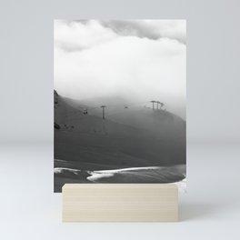 Above & beyond Mini Art Print