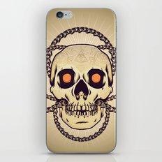 Chainbreaker iPhone Skin