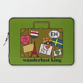 Wanderlust King Laptop Sleeve