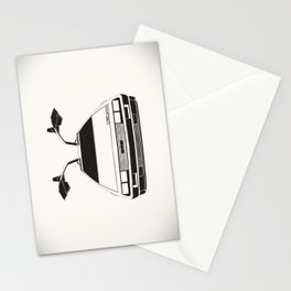 Delorean DMC 12 / Time machine / 1985 Stationery Cards