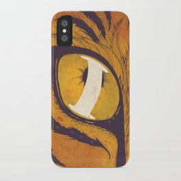"""I"" of the Tiger iPhone Case"