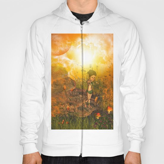 The land in the universe Hoody
