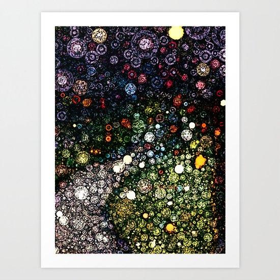 :: Journey :: Art Print